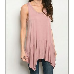 Tops - 🆕Lace up tunic